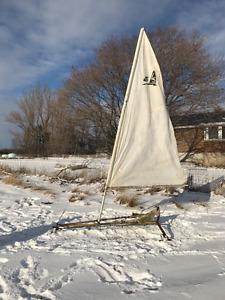 Iceboat- Skimmer 45
