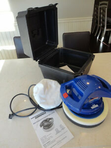 "Like New Simoniz 10"" Random Orbit Car Polisher Waxer Kitchener / Waterloo Kitchener Area image 5"