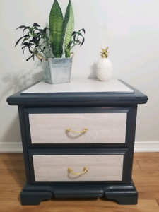 Refinished Night Stand