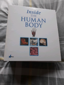 Inside the Human Body Encyclopedia Collection.