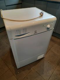 Indesit IDC75(UK) Tumble Dryer white spares or repairs not working