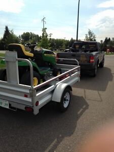 Superior Lawn Care. Licensed & covered by WCB. $30 Weekly cut