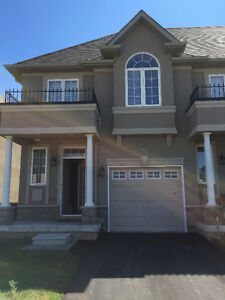 End-Unit Three-Bedroom Ancaster Townhouse available Sept 1