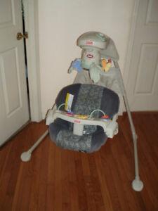 Fisher Price Comfort Cradle 'n Swing