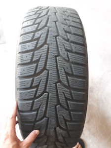 Ford Fusion 215/60R16 winter tires and rims /w TPMS