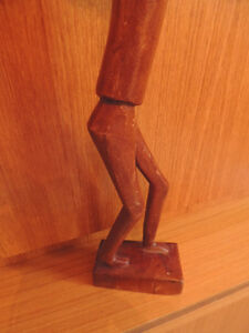 African, tribal art statue figure London Ontario image 3
