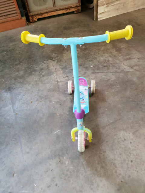 My Little Pony Rainbow Dash Scooter Toys Outdoor Gumtree