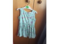 Casual summer dress 12-18months
