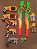 NeRF GuNs Cheap!