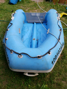 Hypalon 9ft inflatable boat