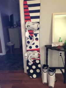 Batelon VIOLENZA for sale, comes with bindings - great condition