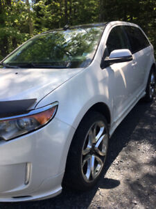 Ford Edge 2012 AWD Sport Edition