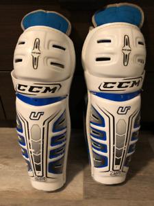 "Hockey Shin Pads - Easton 14"""