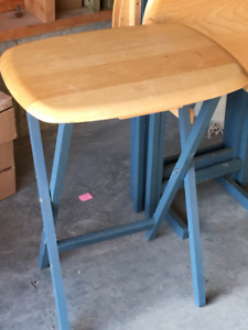 TV Tables - set of four