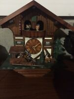 Antique dold Black Forest cuckoo clock