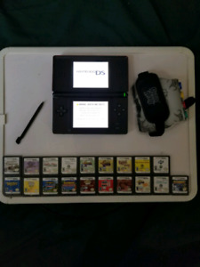 Nintendo DS + 19 GAMES