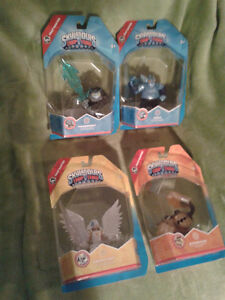 ALL BRAND NEW IN BOXES!! PERFECT GIFT! Wii Skylanders Trap Team