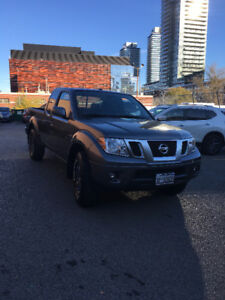 2017 Nissan Frontier PRO-4X Pickup Truck- No Accidents