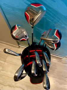 FOR SALE CALLAWAY MEN'S GOLF CLUBS