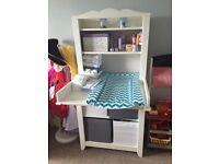 IKEA changing unit/storage