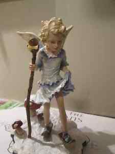 Snow Fairy Figurine (from Land of Dragons, Tudor Mint Collection