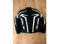 Triumph Spitfire Textile Motorcycle Mens Jacket
