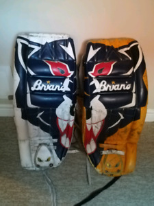 Brians 32inch Goalie Pads