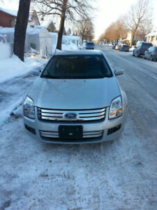 2009 Ford Fusion, 4 Cylinders, Very Clean, Excellent Condition