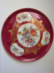 BEAUTIFUL VINTAGE LIMOGES MADE IN FRANCE PLATE