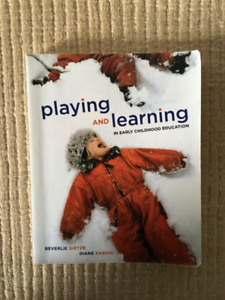 Playing and Learning Textbook by Dietze and Kashin for Sale!