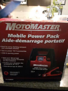 MOTOR MASTER POWER PACK