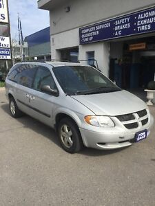 2005 Dodge Grand Caravan DVD Package