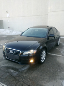 2012 Audi A4 2.0T Quattro // Absolutely Mint for ONLY $7.995
