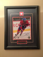 Selling Montreal Canadiens NHL Signed & Framed Pk Subban Photo