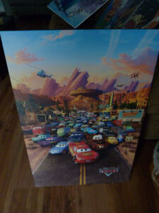 "For Sale - Original ""Cars"" Poster"