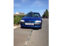 Citroen Saxo 1.1 east cost *low Milage*