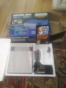 Nes system,  games and accessories