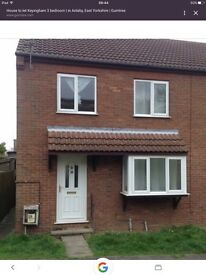 3 Bedroomed house to let in keyingham