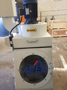 Apex Dust Collector Model PWDC5 2015 230/3/60