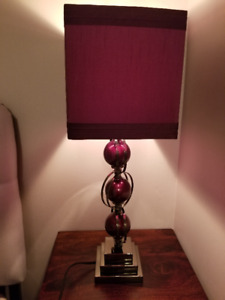 Set of 2 Dimond Alva Table Lamps - $200 for the set