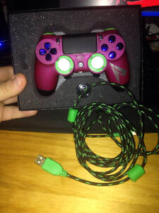 manette ps4 scuff gaming neuve optic pamaj !!!!!!!!! West Island Greater Montréal image 1