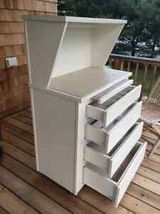 mobile kitchen cupboard