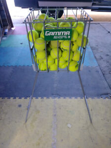 Tennis Balls & Hopper + Free Delivery