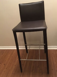 2 bar stools for sale. Excellent condition