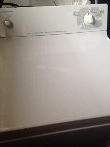 GE  Dryer, large capacity FREE