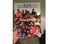 Free Spanish tutorial book
