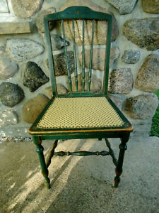 COTTAGE STYLE CHAIR