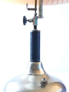 Coleman vintage lamp Quick Lite 1922 with Coleman No.318 shade London Ontario image 6