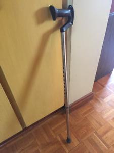 Straight Adjustable Walking Cane