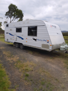 NEW AGE Caravan Mantra Ray MR19E 2014 Hedley Wellington Area Preview
